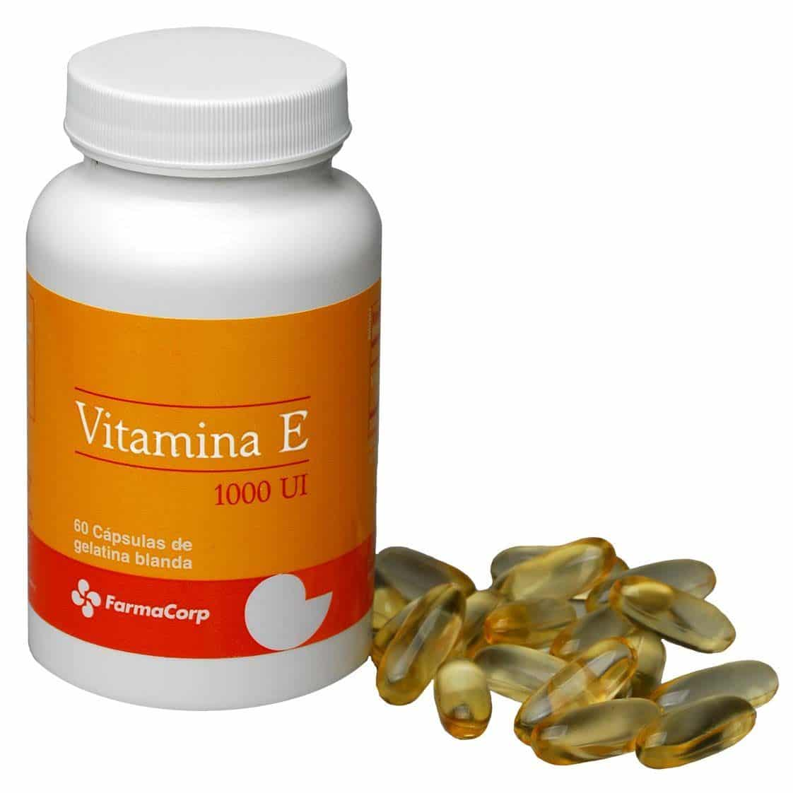perro vitamina E